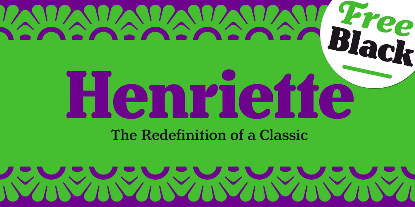 Download Henriette: download for free and install for your website ...